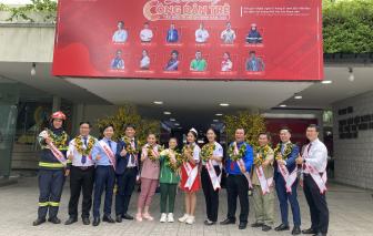Tuyên dương 12 Công dân trẻ tiêu biểu TPHCM 2020