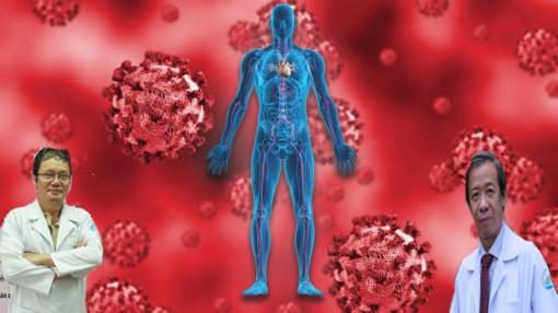 Bác sĩ Sài Gòn bàn về virus SARS-CoV-2 biến thể vừa được Việt Nam phát hiện