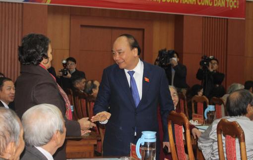 Thủ tướng Nguyễn Xuân Phúc dự kỷ niệm 75 năm Quốc hội tại Quảng Nam
