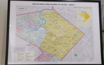 Quận 3 có phường Võ Thị Sáu