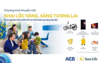 Sun Life Việt Nam triển khai chương trình khuyến mãi với hàng ngàn quà tặng hấp dẫn