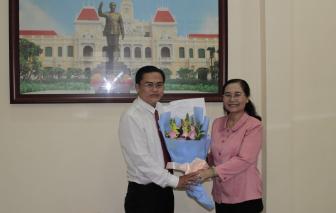 Văn phòng Đoàn đại biểu Quốc hội và HĐND TPHCM có tân lãnh đạo