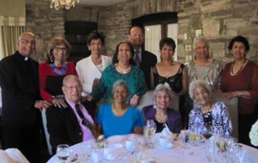 12 anh chị em giữ Kỷ lục Guinness là gia đình già nhất thế giới