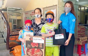 """Cô gái được trao học bổng Nguyễn Thị Minh Khai thành người truyền """"lửa"""""""