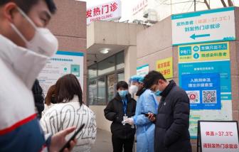 Trung Quốc hạn chế di chuyển khi ca lây nhiễm cộng đồng xuất hiện gần Bắc Kinh