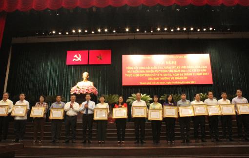 TPHCM phát hiện nguy cơ sai phạm của các tổ chức đảng, đảng viên từ 4 nguồn tin công khai