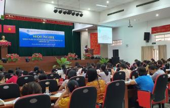 Tập huấn công tác chuẩn bị tổ chức đại hội đại biểu Phụ nữ các cấp nhiệm kỳ 2021-2026
