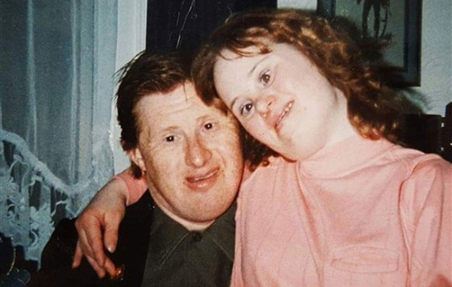 Đôi uyên ương mắc hội chứng Down lẻ bạn vì COVID-19 sau 25 năm chung sống