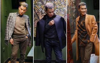 NTK Tiến Lợi gợi ý cách để nam giới trở thành quý ông lịch lãm trong mùa đông