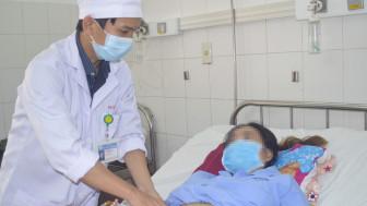 Cứu sống cô gái 19 tuổi vỡ gan nặng không cần mổ