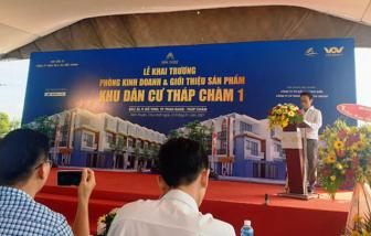 Ninh Thuận: Sẽ thanh tra toàn diện dự án Cham Village nếu không chấm dứt bán hàng trái phép