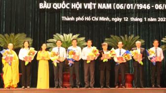 Nhiều thế hệ Đại biểu Quốc hội TPHCM đã đóng góp tâm sức vào công cuộc phát triển của thành phố