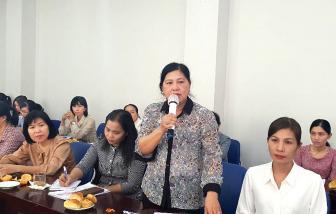 Ứng cử viên đại biểu Quốc hội và Hội đồng Nhân dân các cấp:  Phải bản lĩnh, tự tin, nắm bắt được vấn đề người dân quan tâm