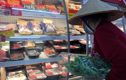 Giá thịt heo bình ổn tăng thêm 6.000 – 15.000 đồng/kg
