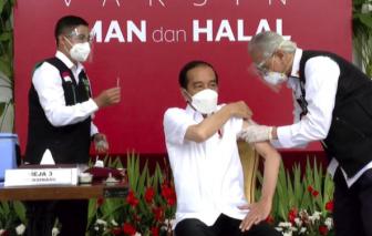 Indonesia chính thức tiêm vắc-xin COVID-19 của Trung Quốc cho cả nước