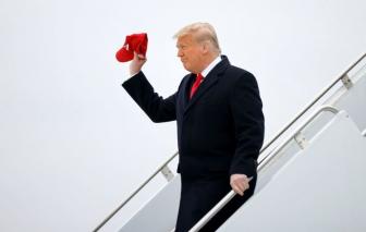 Tổng thống Trump phủ nhận trách nhiệm trong cuộc bạo loạn ở Điện Capitol