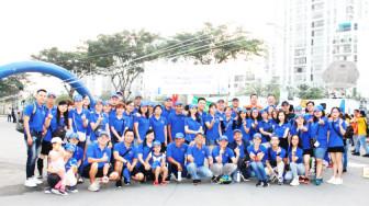 Bảo hiểm Phú Hưng đồng hành cùng chương trình Đi bộ Lawrence S. Ting 2021