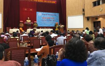 """Đại hội Nhà văn TPHCM khóa VIII: Đã """"trẻ hóa"""" đội ngũ Ban chấp hành"""