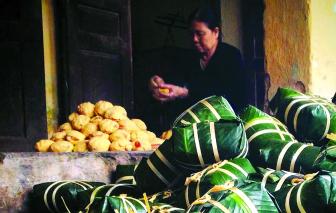 Tìm hương tết Bắc giữa Sài Gòn