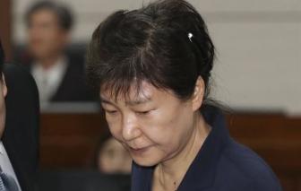 Hàn Quốc giữ nguyên bản án 20 năm tù dành cho cựu Tổng thống Park Geun-hye