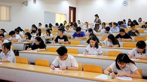 Hôm nay, thí sinh bắt đầu đăng ký dự thi đánh giá năng lực