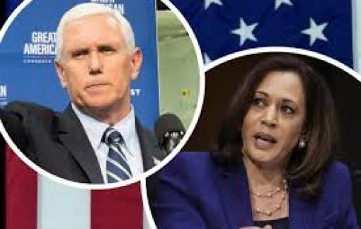 Phó tổng thống Mike Pence gọi điện chúc mừng bà Kamala Harris
