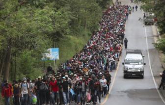"""Guatemala chặn 9.000 người Honduras tìm đến """"giấc mơ Mỹ"""" giữa đại dịch"""