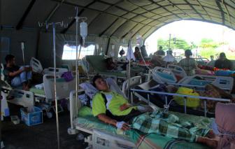 Gần 900 người thương vong vì động đất, Indonesia vật lộn với chuỗi thiên tai