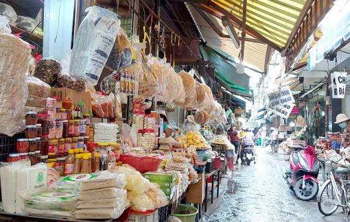 Tiểu thương chợ truyền thống được giảm 50% giá thuê sạp do dịch COVID-19
