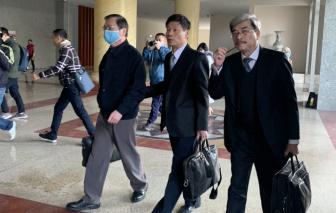 Phiên xử cựu Bộ trưởng Vũ Huy Hoàng hoãn lần thứ 2