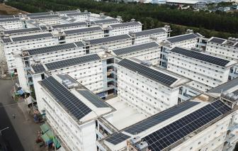 Lo sợ cháy nhà, cư dân phản đối Ban quản trị tự ý lắp điện mặt trời