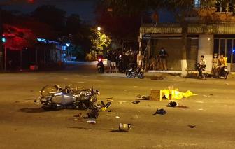 Bình Dương: Xe máy vượt đèn đỏ gây tai nạn, 5 người thương vong