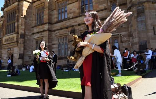 Hàng nghìn du học sinh rời Úc vì lo ngại vấn đề visa và hạn chế di chuyển