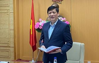 Bộ trưởng Bộ Y tế: Sẽ cung cấp danh sách và xử lý nghiêm các nhà xe nhận chở người vượt biên