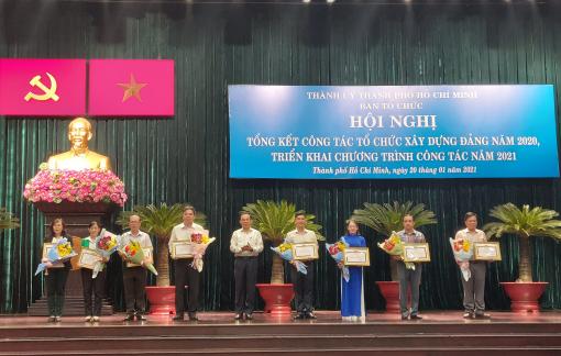 Bí thư Thành ủy TPHCM Nguyễn Văn Nên: Công tác tổ chức xây dựng Đảng phải thực chất!