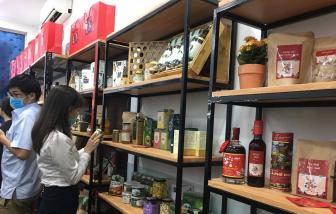 Hàng Việt Nam chất lượng cao có sàn thương mại riêng