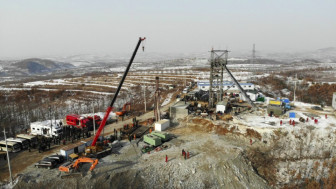 Một công nhân đã chết, 21 người khác vẫn bị mắc kẹt trong mỏ vàng ở Trung Quốc