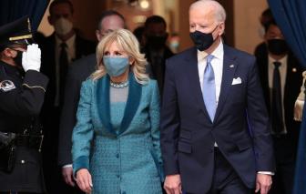 Thông điệp từ thời trang trong lễ nhậm chức của vợ chồng Tổng thống Joe Biden