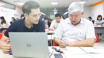 Sự học ở… bậc lão niên