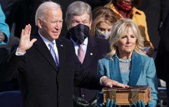 """Tổng thống Biden """"đã có kế hoạch tái tranh cử"""" vào năm 2024?"""