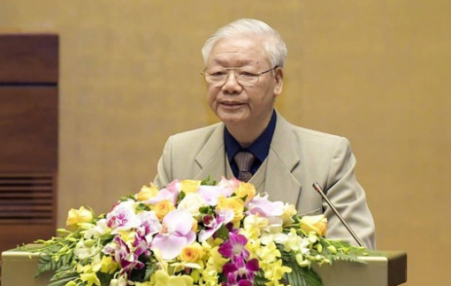 Tổng Bí thư, Chủ tịch nước Nguyễn Phú Trọng: Bầu cử phải dân chủ, đoàn kết và chọn những người xứng đáng