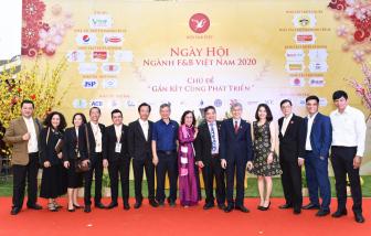 Gắn kết và phát triển tại Ngày hội câu lạc bộ Hội F&B Việt Nam 2021