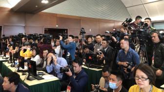 Hơn 650 nhà báo tác nghiệp tại Đại hội Đảng toàn quốc lần thứ XIII