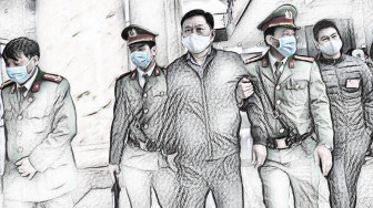 Ông Đinh La Thăng hầu tòa lần thứ 4 liên quan vụ Ethanol Phú Thọ
