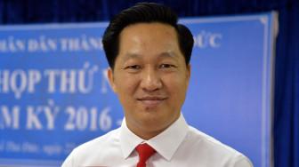 Ông Hoàng Tùng giữ chức Chủ tịch UBND TP. Thủ Đức