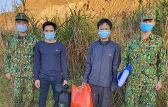 Tạm giữ, cách ly 2 người nhập cảnh trái phép từ Lào vào Việt Nam