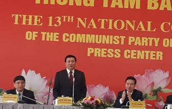 Với 1.587 đại biểu tham dự, Đại hội XIII có đông đại biểu nhất trong 13 kỳ đại hội