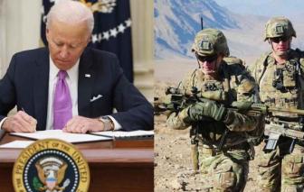 Chính quyền Biden xem xét lại thỏa thuận rút quân Mỹ khỏi Afghanistan