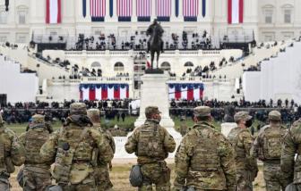 Hơn 150 vệ binh ở lễ nhậm chức của Tổng thống Biden dương tính với COVID-19