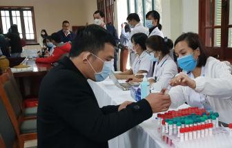 Khoảng 500 cán bộ y tế được huy động phục vụ Đại hội XIII